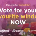 Shrewsbury Shop Window Competition – Vote for your Favourite!
